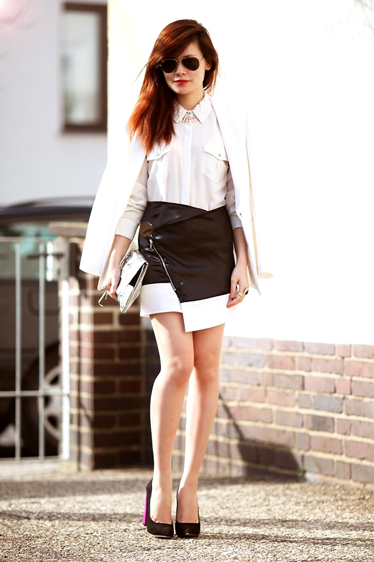 Let's Skirt The Issue: Stay Wrapped Up InStyle With These Street ...