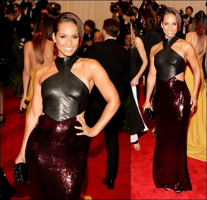 MET GALA 201339 Alicia Keys