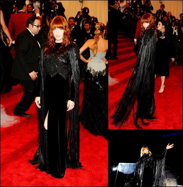 MET GALA 201352 Florence Welch