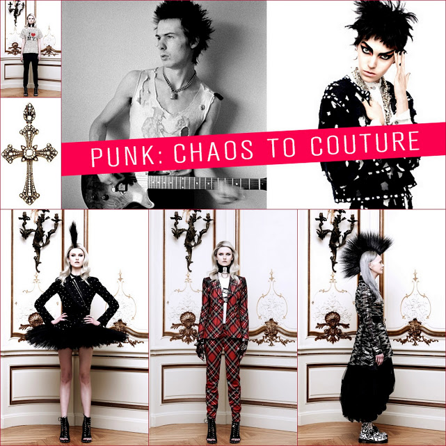 punk chaos met gala nyc exhibit
