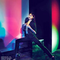 Picture Lusting: Harper's Bazaar Model of The Moment ~ Sui He Sizzled Looks!
