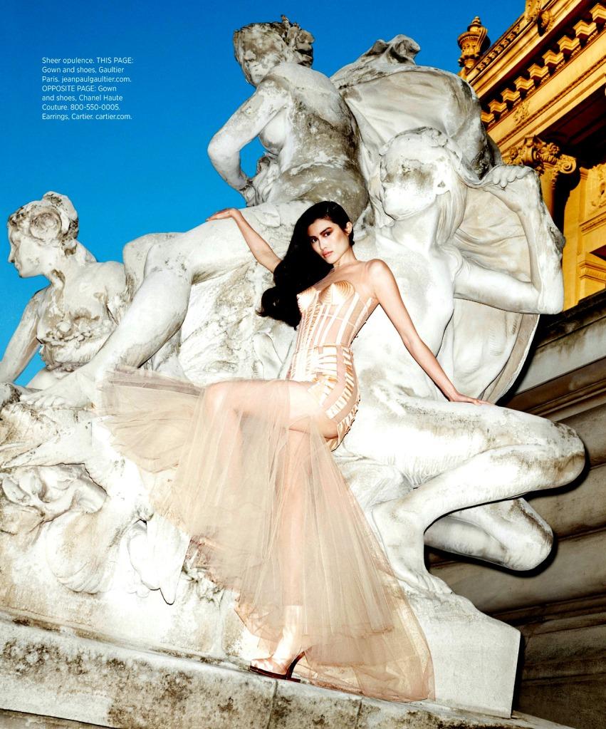 Sui He, Harpers Bazaar US, May 2013