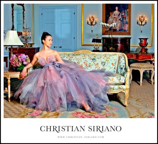 original Christian Siriano ad