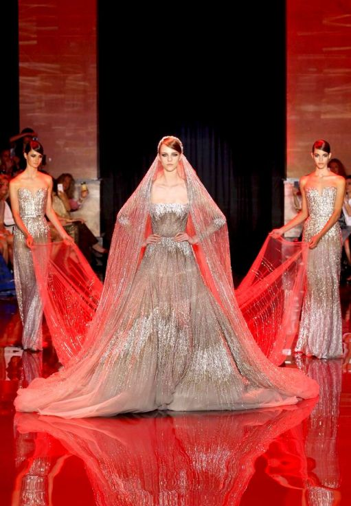 bf2ec5682c7e50c2fbfbbad76d4ae8aaElie Saab at Couture Fall 2013