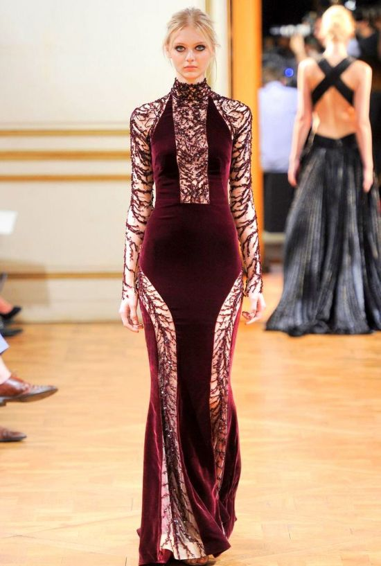 c5ab40b4e782ad0290de252476bb6be1Zuhair Murad Fall Couture 2013