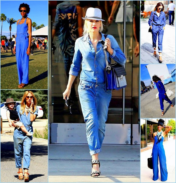 Collages Pictures11 denim style jumpsuits