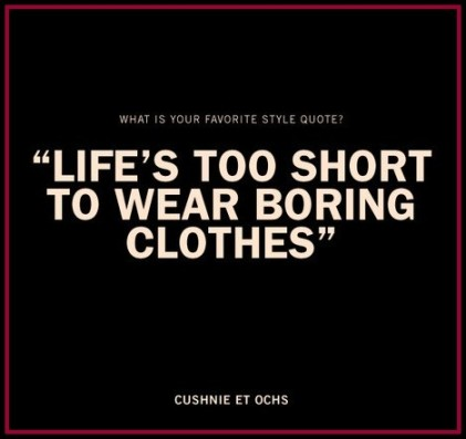 265_c Cushnie et ochs 2014 life's too short to wear boring clothes