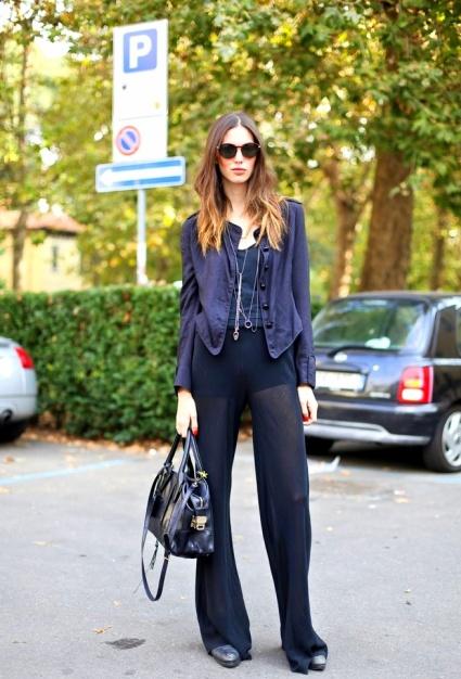 Ruby Aldridge street style models off duty