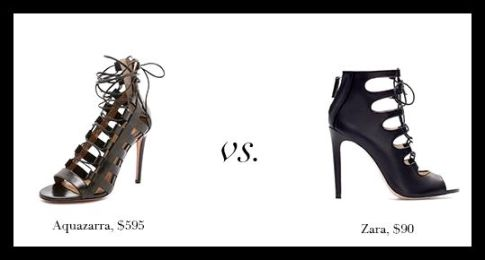 754ab831dCorset Strap Shoes by Azzedine Alaïa