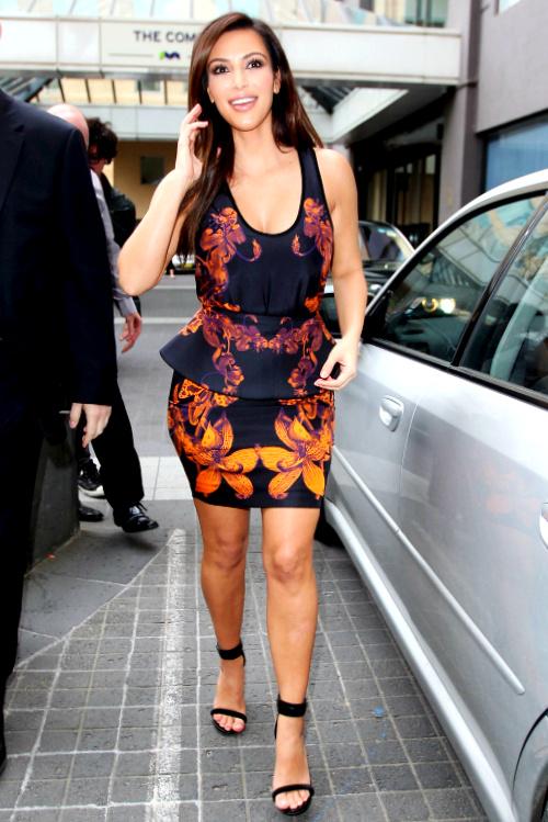 Kim Kardashian Style 2014 Tumblr Images Galleries With A Bite