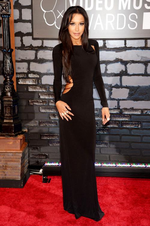 2013 MTV Video Music Awards - Arrivals Naya Rivera