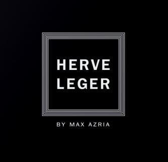 20_hl5Hervé Léger by Max Azria logo