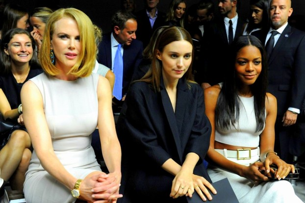 calvin-klein05Nicole Kidman, Rooney Mara and Naomie Harris