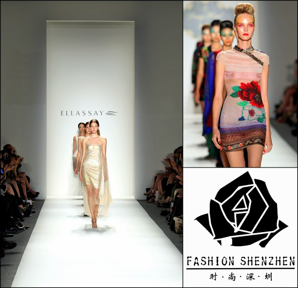 Pictures21DengHao fashion week Ellasay Fashion Shenzhan