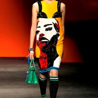 ART HAS A BRAND NEW FACE VIDEO: With #MFW Prada 2014 S/S Collection!