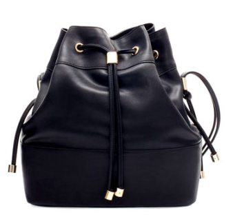 8001204040_1_1_1Zara bucket bag metal