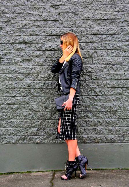 facfad675c3  grid print style blogger street style