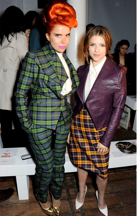 hbz-Vivienne-Westwood-Red-Label-front-row-lfw14-Paloma-Faith-Anna-Kendrick-xln