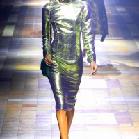 SHIMMER UP YOUR SEASON VIDEO: With #PFW Lanvin S/S 2014 Collection!