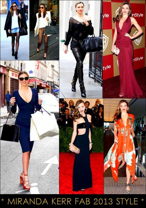 2013  Best Celeb Looks Miranda Kerr