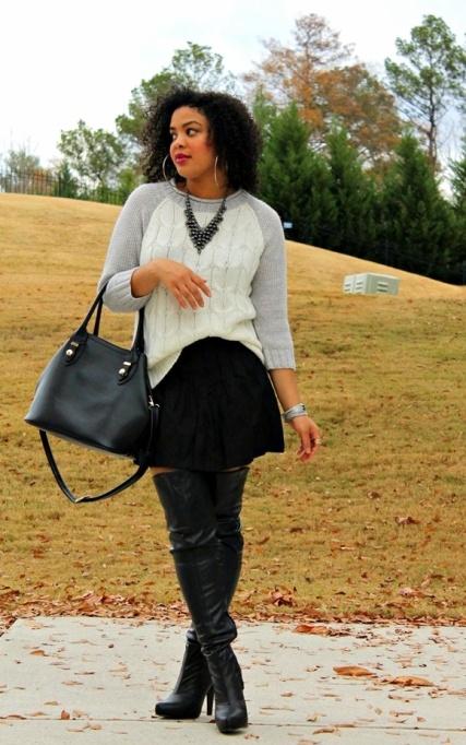 Visit fashionista-next-door thigh high boots