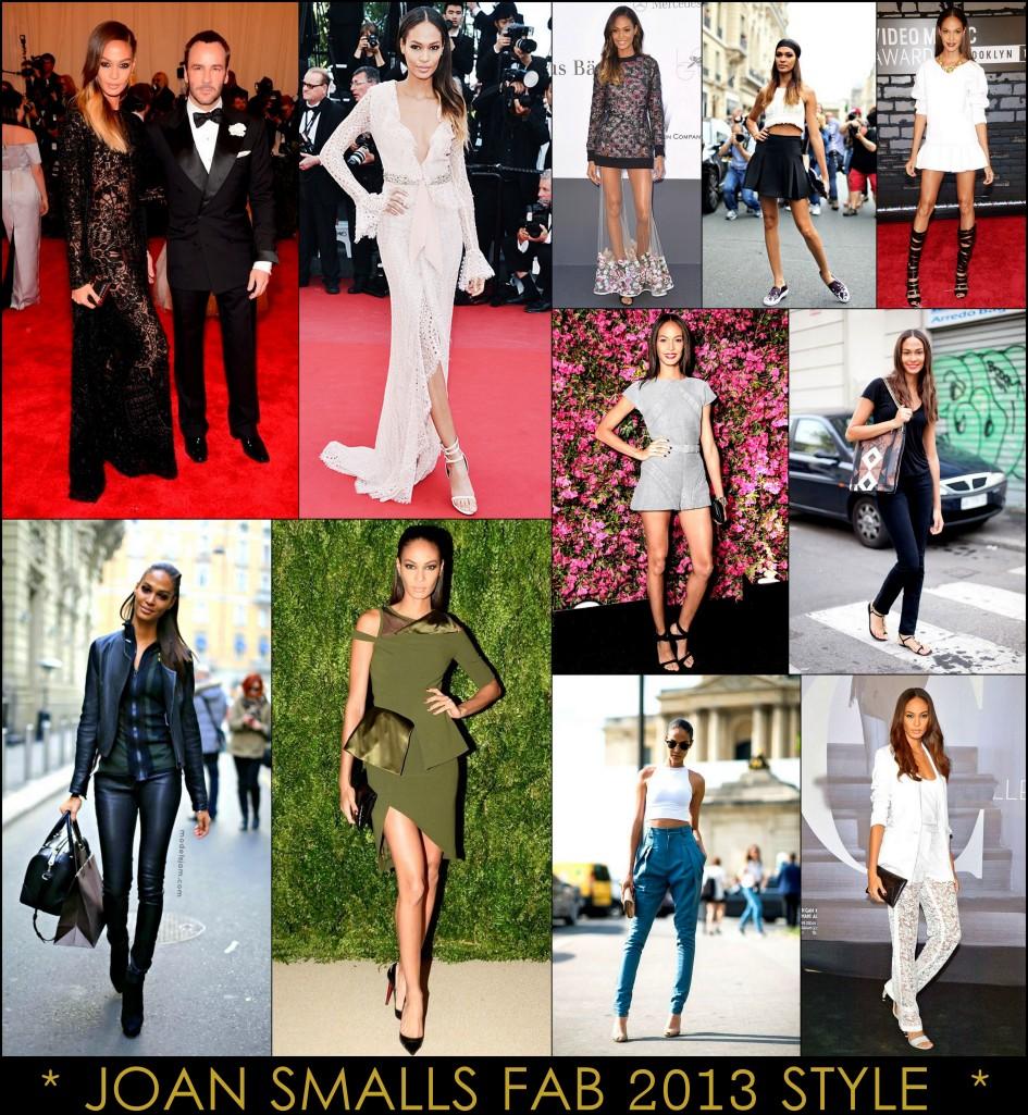 2013 Best Celeb Looks Joan Smalls