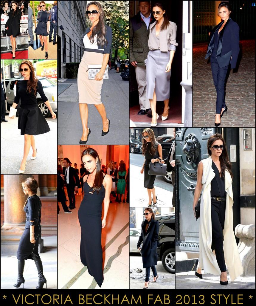 2013 Best Celeb Looks Victoria Beckham
