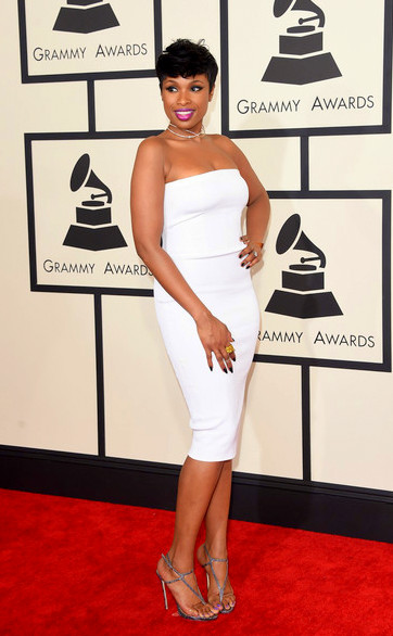 57th+GRAMMY+Awards+Arrivals+0jnknby57WilJennifer Hudson attends The 57th Annual GRAMMY Awards