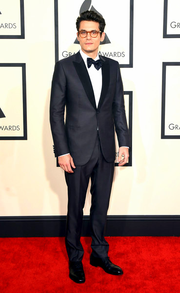 57th+GRAMMY+Awards+Arrivals+4WeXTJUtPTel John Mayer attends The 57th Annual GRAMMY Awards