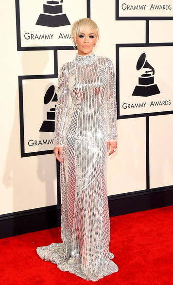 57th+GRAMMY+Awards+Arrivals+5mdrZ-kQfdMl Rita Ora attends The 57th Annual GRAMMY Award