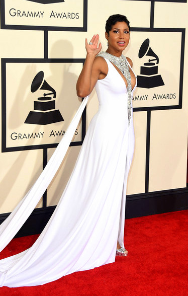 57th+GRAMMY+Awards+Arrivals+9bfE8Uw6MzdlToni Braxton attends The 57th Annual GRAMMY