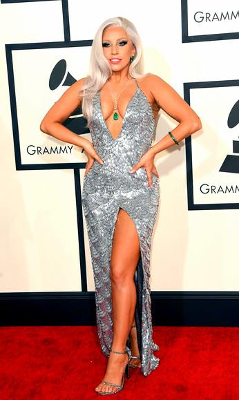 57th+GRAMMY+Awards+Arrivals+W-sf8FvSyy7lLady Gaga attends The 57th Annual GRAMMY