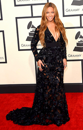 57th+GRAMMY+Awards+Arrivals+XnYi_YQip42lBeyonce attends The 57th Annual GRAMMY Awards