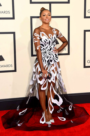 57th+GRAMMY+Awards+Arrivals+xy-dsYsWq7elKat Graham attends The 57th Annual GRAMMY Awards