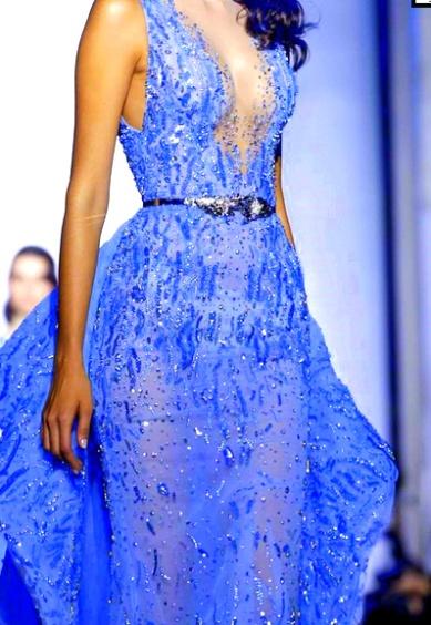 ZUHAIR MURAD Spring Summer 2015 Haute Couture Paris