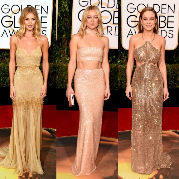003 Golden Power Gowns