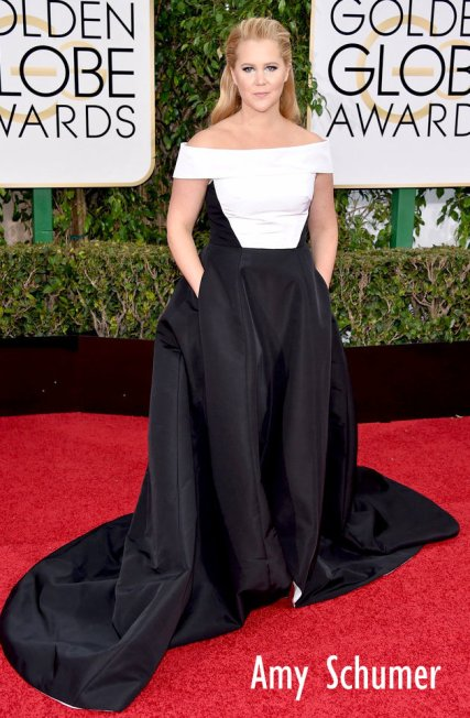 007 Amy-Schumer In Prabal Gurung 73 Annual Golden Globes 2016