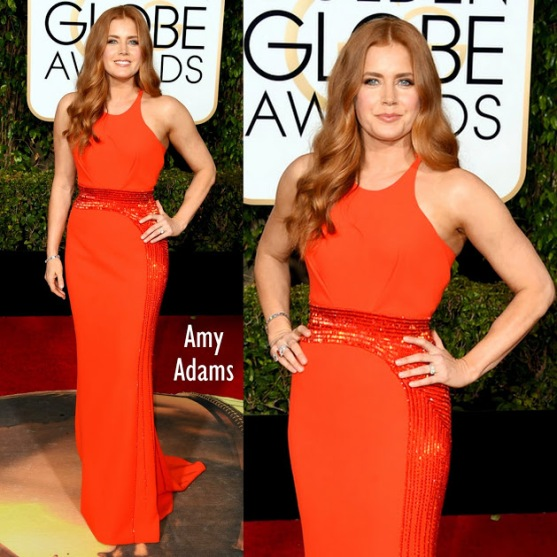 Amy Adams Atelier Versace. 73rd+Annual+Golden+Globe+Awards+