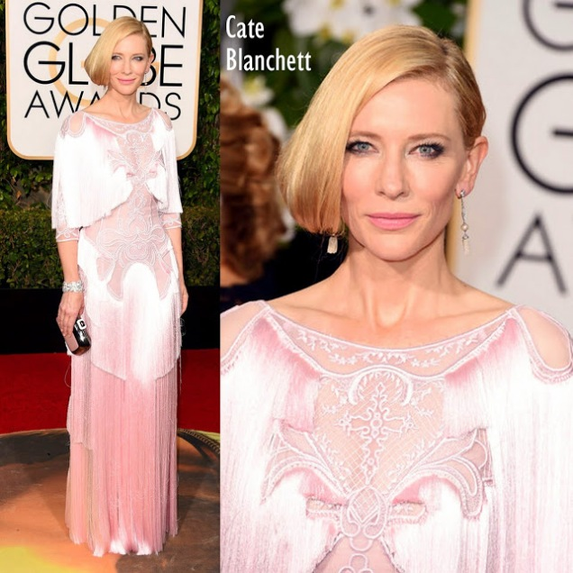 Cate Blanchett by Givenchy 73rd+Annual+Golden+Globe+Awards