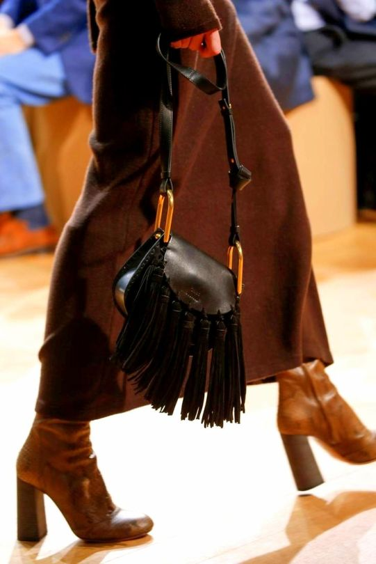 Chloé Fall 2015 Ready-to-Wear - Details -