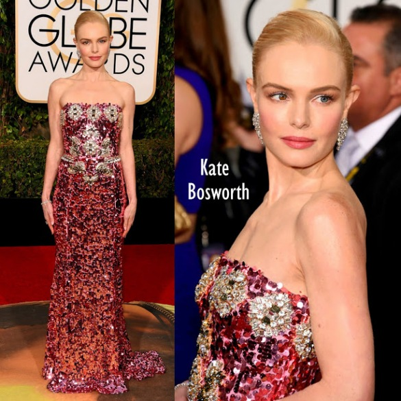 Kate Bosworth by Dolce & Gabbana 73rd+Annual+Golden+Globe+Awards