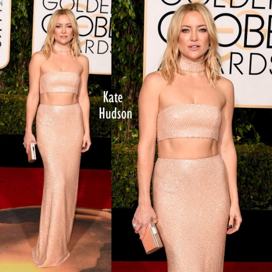 Kate Hudson in Michael Kors 73rd+Annual+Golden+Globe+Awards