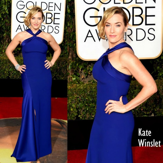 Kate Winslet in Ralph Lauren 73rd+Annual+Golden+Globe+Awards+