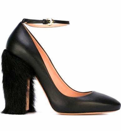 Rochas fur heel pumps
