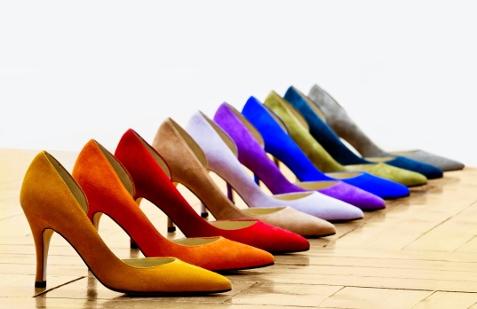 COLOR PUMPS CUSTOM & CHIC