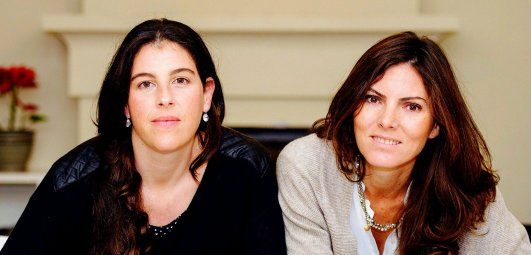 Isabel Silvela & Macarena Gonzalez owners of custom & chic