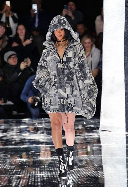Rihanna Fenty x Puma Fall 2016 Ready-to-Wear