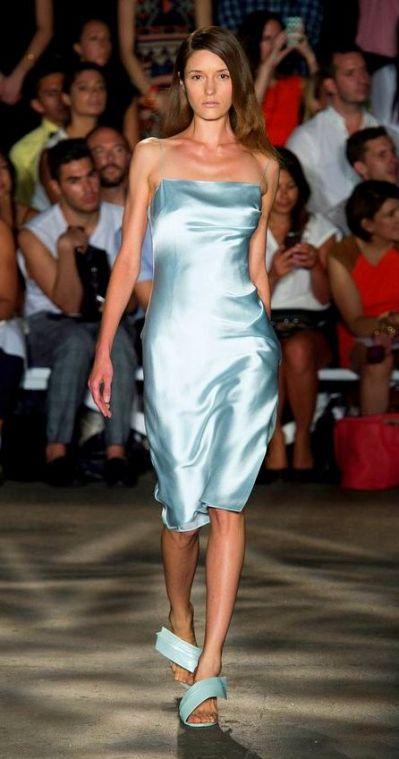 Christian Siriano Spring 2015 Show fashon new york