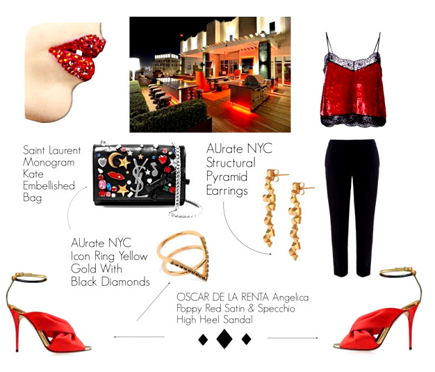 A Polyvore Set Aurate NYC